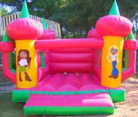 Bratz Jumping Castle