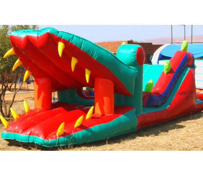 Crocodile Slide