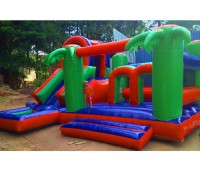 Jungle Gym Jumping Castle